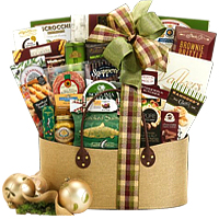 Alluring Christmas Surprise Gift Hamper