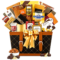 Pursuit of Happiness Christmas Gift Basket