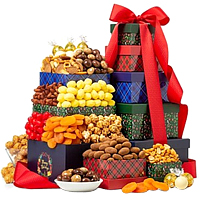 Yummy Sweets N Chocolate Treat Gift Tower
