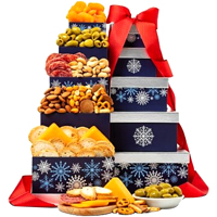 Festive Selection Gourmet Gift Tower