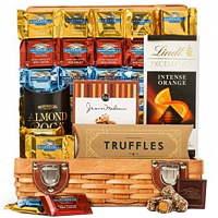 Lip-Smacking Chocolate Treat Gift Hamper