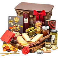Happiness All Around Gourmet Gift Hamper