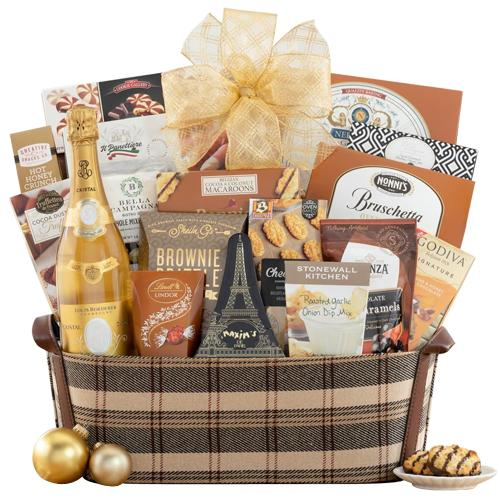 Recipients Choice Wine Gift Hamper for Christmas