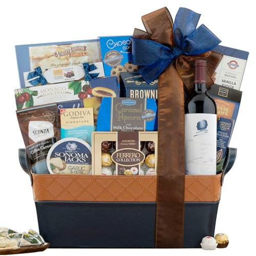 Double Celebration Wine Gift Box