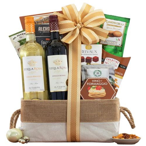 Favorite Fruits N Nuts X-mas Gift Hamper