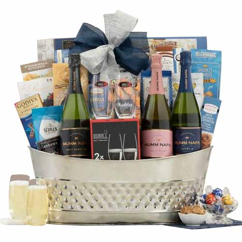 Fresh-Pick Fruits N Nuts Fusion Gift Hamper