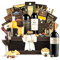 Signature Gourmet Hamper with Lots