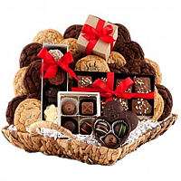All About Chocolate N Cookie Gift Hamper
