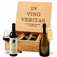 Luxury Feast X-mas Wine Gift Hamper