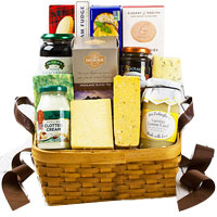 Awesome Collection of Gourmet Gift Hamper for X-Mas