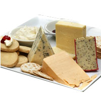 Immensely Popular Cheese Assortment for X-Mas