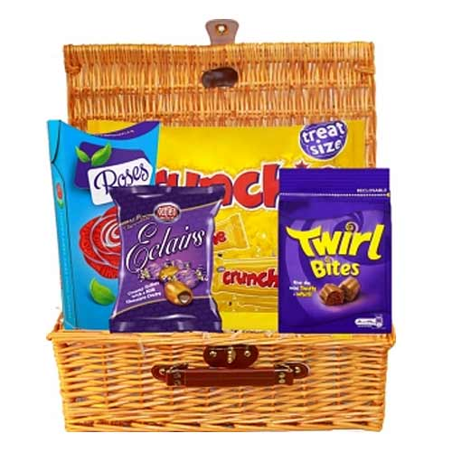 Chocoholics Selection Chocolate Gift hamper