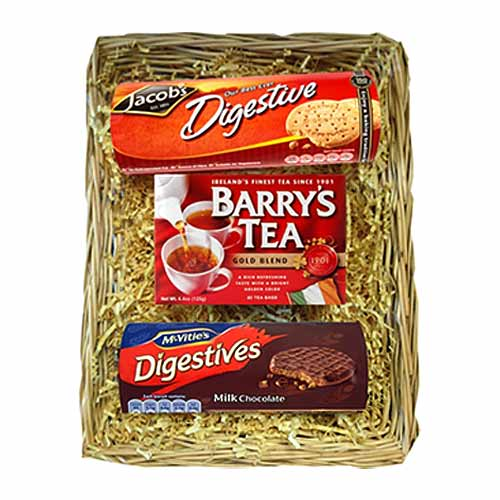 Afternoon Gathering with Assorted Tea Hamper