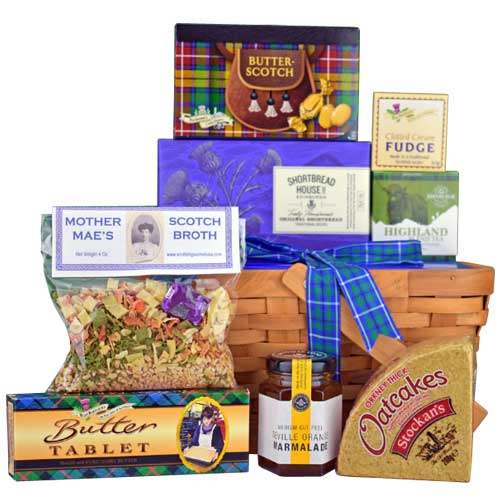 Christmas Treat with Gourmet Gift Hamper