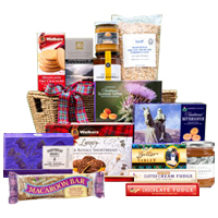 Bewitching Festive Love Delicacy Gift Basket