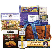 Divine Taste of Tradition Gourmet Gift Basket