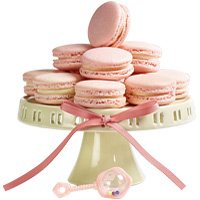 Danas Bakery Welcome Baby! Macarons