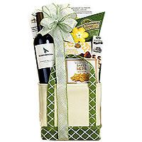 Edenbrook Vineyards Cabernet Gift Basket