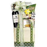 Edenbrook Vineyards Merlot Gift Basket