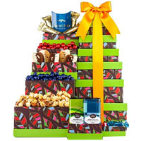 Springs Delight Gift Tower
