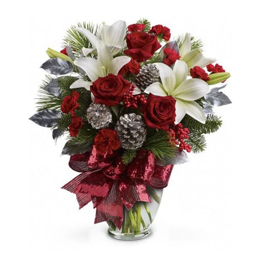 Sensational Warm Wishes Bouquet of Flowers