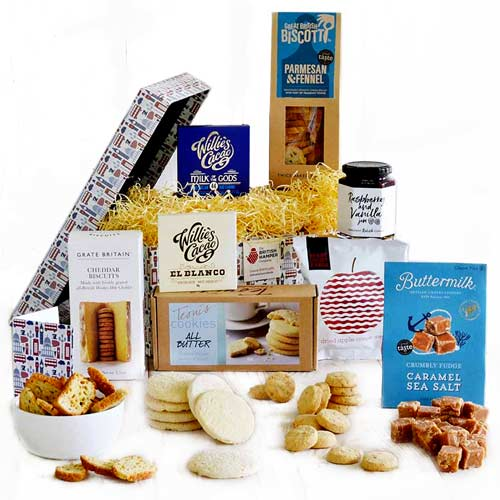 Yummy Chocolaty Treat Gift Hamper