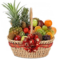 Alluring Season's Best Fruit Basket