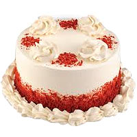 Yummy Party Special Red Velvet Cake
