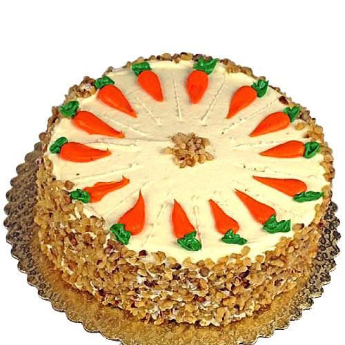 Delectable Carrot Cake with Amazing Taste