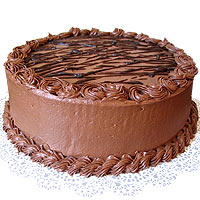 Enticing Mousse Cake Having Chocolate Layer for Special Occasion