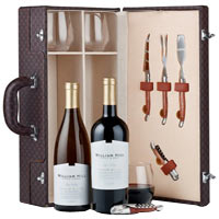 Executive Wine Tote Napa Valley Duo