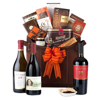 The Wine Aficionado Gift Basket