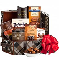 Confections and Nuts Gift Chest