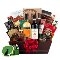 Bella Italiana Wine Basket