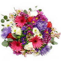 Colorful Sweet Memories Bouquet
