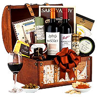 Around the World Wine Chest