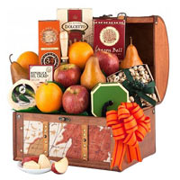 Premium Fruit and Gourmet Chest
