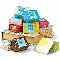 Luxurious Mothers Day Spa Soaps