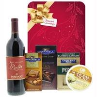 Romantic Merlot Gift Set