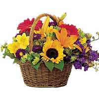 Beauty of Nature Basket