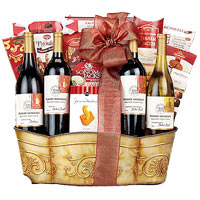 Mondavi Cellar Selection Gift Basket