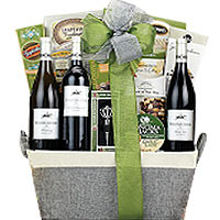 Steeplechase Vineyards Trio Gift Basket