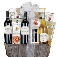 Sterling Vintners Collection Gift Basket